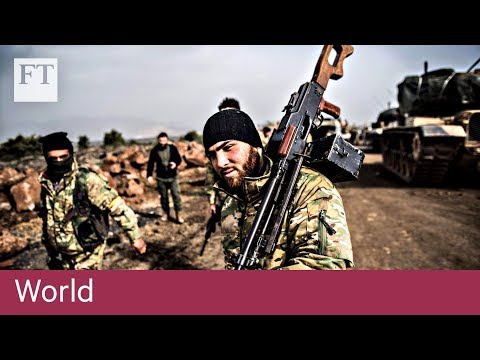Syria war flashpoint in Afrin enclave