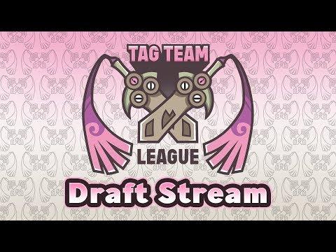 Tag Team League Draft • Live Aufzeichnung