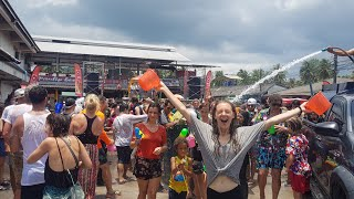 Thailand Songkran 2019 - Country Wide Giant Waterfights
