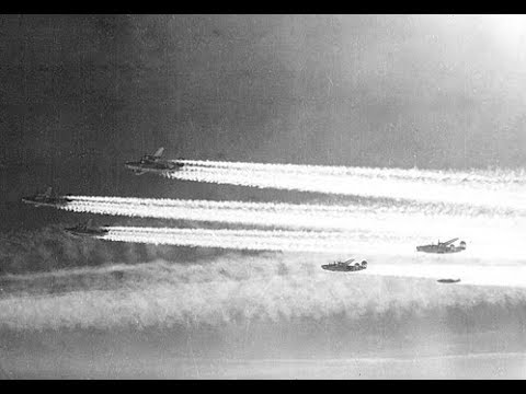 Weather Modification 'Operation Cumulus'   Lynmouth 1952 Floods - UK RAF Military Cloud Seeding