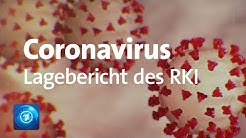 Coronavirus: Lagebericht des Robert Koch-Instituts, 31.3.2020