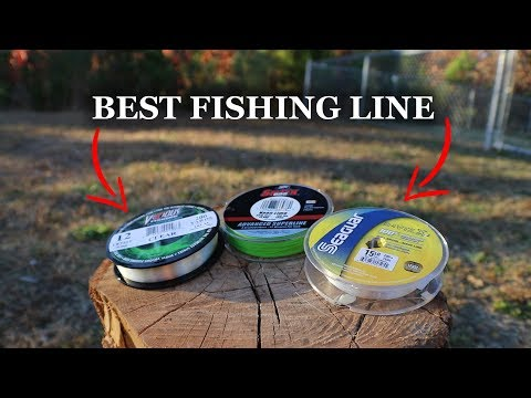 BEST Fishing Line For BASS!!!