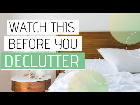 MINIMALISM FOR BEGINNERS » Decluttering mistakes to avoid - how NOT to declutter