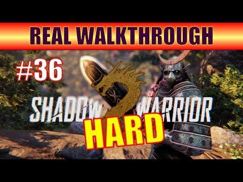 Shadow Warrior 2 Walkthrough Part 36 - Ancestral Ties