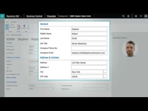 ADP Workforce Now & Microsoft Dynamics 365 Business Central – Product Integration