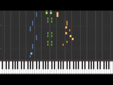 Thin Ice Played by Synthesia