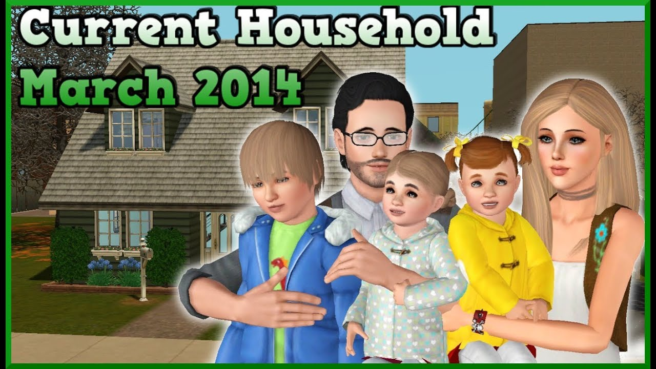 Current Household : March 2014 - YouTube