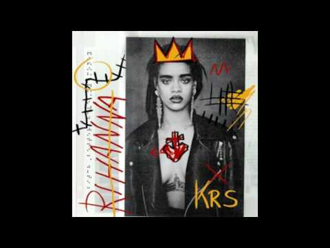 Rihanna- Bitch better have my money (Karaoke and AWT Instrumental with backing vocals)