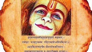 Hanumanji   12 Name