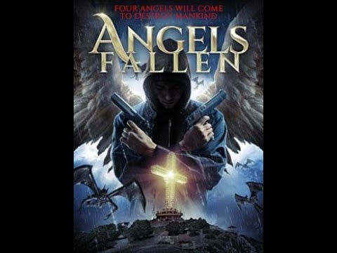 Падшие Ангелы-ANGELS FALLEN Trailer 2020 Demon Slayers, Action, Horror Movie