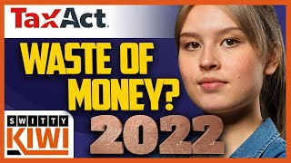 TaxAct Review 2021: Is TaxAct the Best Tax Software?   Online Tax Software Reviews 🔶 TAXES S2•E22