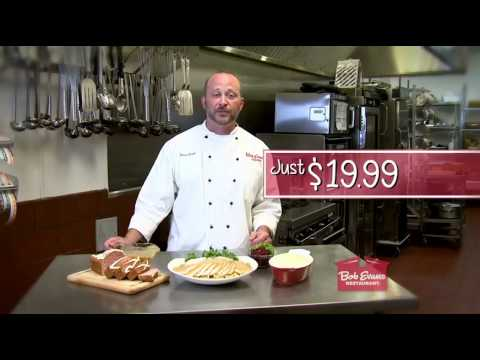 TV 90 Bob Evans Family Meals To Go Detroit 2013 0812