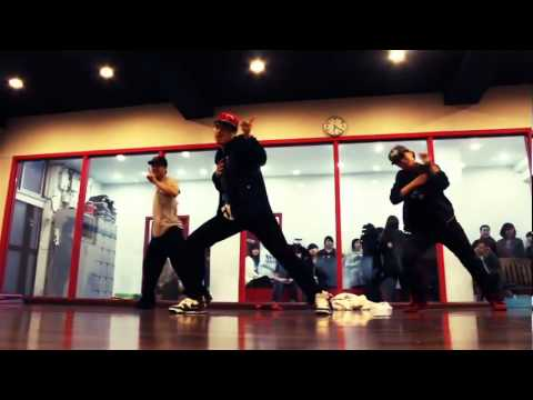 [NY DANCE SCHOOL SONGPA] Sat.Sun Urban dance Choreography Class  Doo 2012.03.24~25