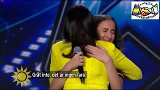گوشه هایی دیدنی از نخستین نسخه ایرانی «گات تالنت» در استکهلم