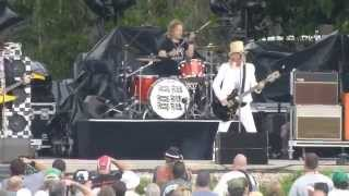 Cheap Trick - Hello There/Big Eyes, Wanee Festival, Live Oak, FL  4/18/2015