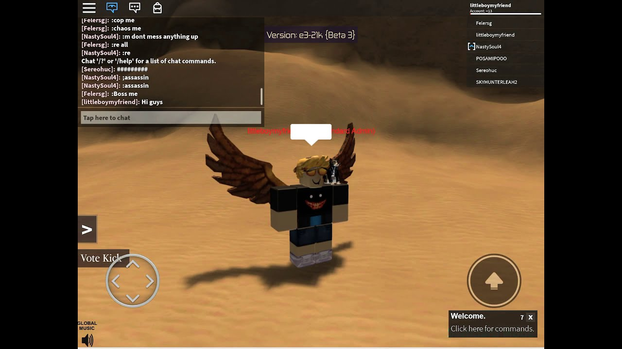 Tjw Admin House Commands New And More Roblox Gameplay 2