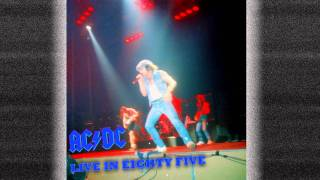 AC/DC LIVE In Eighty FIVE: Back In Black HD