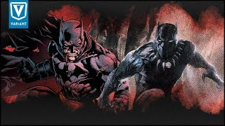 Batman VS Black Panther!