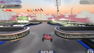 TrackMania Nations Forever Gameplay (PC)