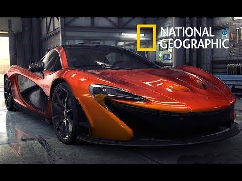 Mclaren - SuperCars Megafactories (Nat Geo)