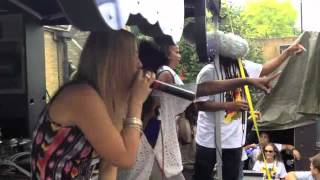 Redlight Lost In Your Love Live At Notting Hill Carnival