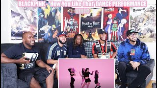 Gambar cover BLACKPINK   'How You Like That' DANCE PERFORMANCE VIDEO Reaction
