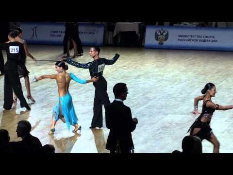 Kirill Smolin - Tatyana Pugacheva, 1/4 Cha-Cha-Cha