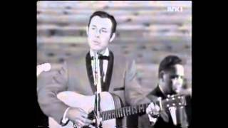 "Jim Reeves - ""Four Walls & Blue Canadian Rockies""  ((Oslo 1964))"