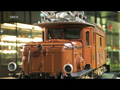Nürnberger Spielwarenmesse 2021- Die komplette Folge - Eisenbahn-Romantik - SWR Eisenbahn-Romantik