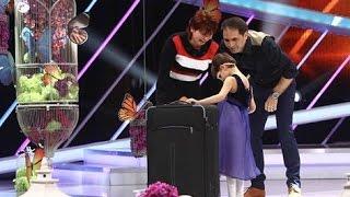 Gigi Becali a ajutat-o cu bani pe Ana Miruna pentru pentru intervenția la ochi