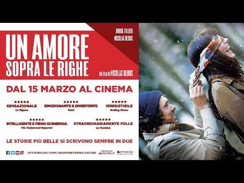 UN AMORE SOPRA LE RIGHE - Trailer Ufficiale - dal 15 marzo al cinema