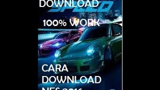 Cara Download Need For Speed 2018/2...