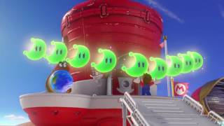 Super Mario Odyssey Hands On Impressions at SDCC 2017 - IGN Reacts