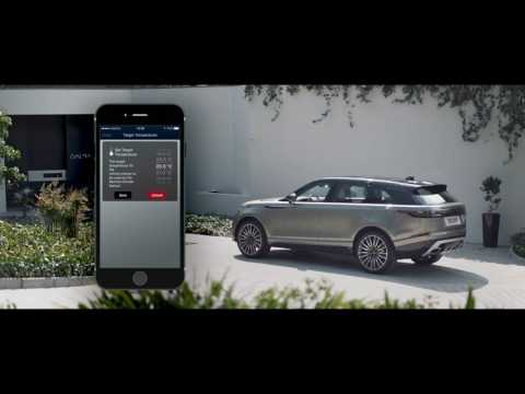The New Range Rover Velar -  Infotainment