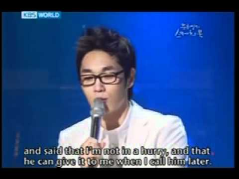 Lee Seok Hoon - Interview (100618) Eng Sub