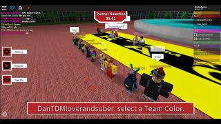 ROBLOX The Amazing Race Partners Edition! Season 1 Episode 1 Part 1