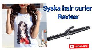 Syska Hair Curler   Review   Hair Accessories 1