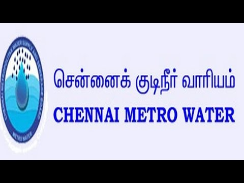 Chennai Metro water from Website