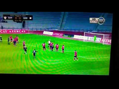 Карабах-Габала 1-0