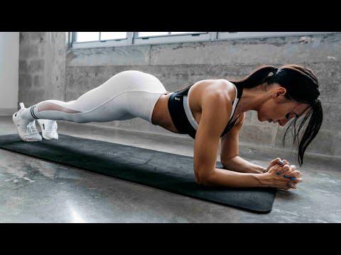 8 Min Full Body Beginner Workout