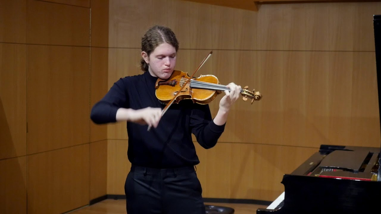 Concerto Repertoire with Orchestra