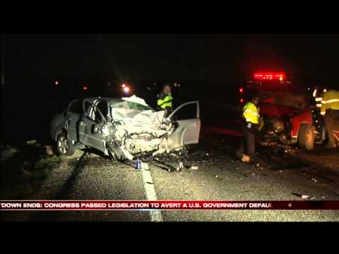 Two killed in Wilder crash