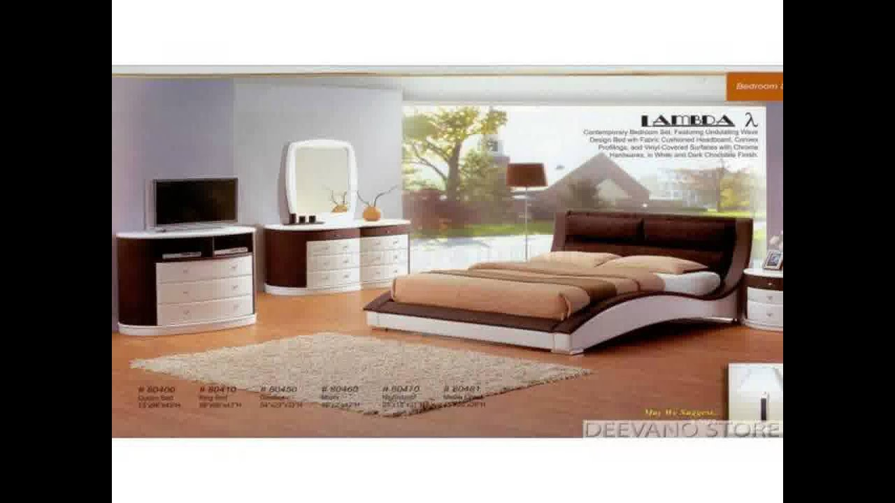 Italian Bedroom Furniture Glasgow