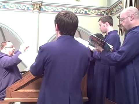 Allegri - Miserere mei, Deus (Noon 2012)