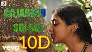 Soi Soi 10D Audio Song || Gajaraju Telugu Movie 10D Audio Songs ||