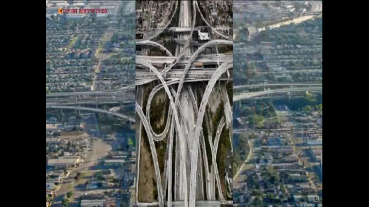 Judge Harry Pregerson Interchange World S Most Complex