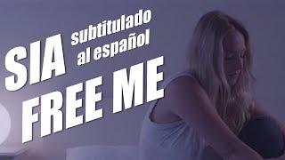 Video SIA - Free me - Subtitulado al español download MP3, 3GP, MP4, WEBM, AVI, FLV Januari 2018