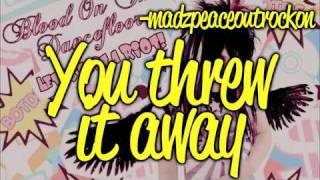 I Hope You Choke by Blood On The Dance Floor (W/ lyrics)