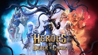 Heroes Of Order And Chaos Update 9 Trailer