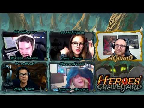 Episode 2 - Heroes' Graveyard